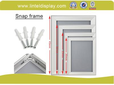 铝合金拼角镜框