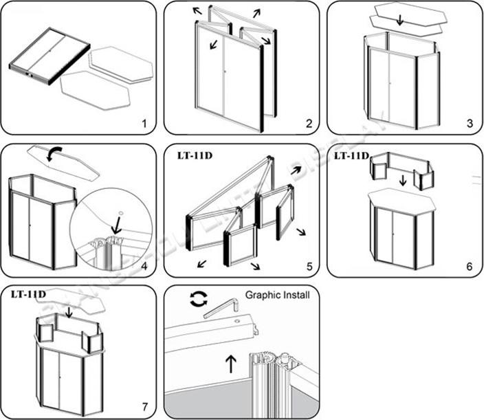 铝合金促销桌,折叠促销桌,齿柱促销桌,便携式促销桌,商超促销桌,展会促销桌