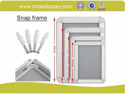 铝合金圆角镜框