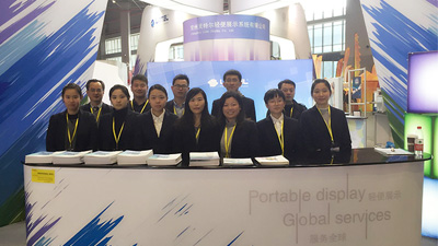 常州灵特尔|第24届上海国际广告技术设备展览会圆满结束
