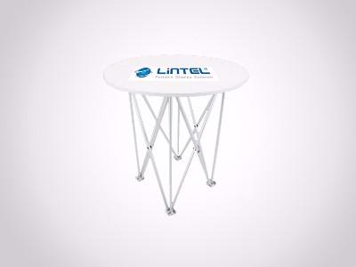 卡扣拉网小桌,便捷促销桌,简易促销桌
