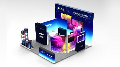 常州灵特尔SEGPro灯箱系列亮相第十八届上海国际广告标识展